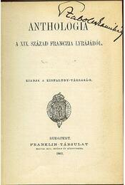 Anthologia - Régikönyvek