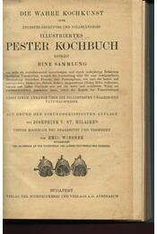 Budapester Kochbuch - Régikönyvek