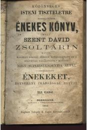 Énekes könyv (1864) - Régikönyvek