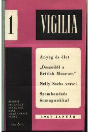 Vigilia 1967. (teljes) - Régikönyvek