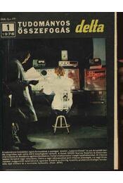 Delta 1976. évfolyam (Teljes) - Régikönyvek