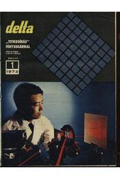 Delta 1973. évfolyam - Régikönyvek