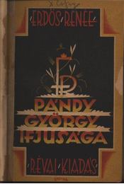 Pándy György ifjúsága - Régikönyvek