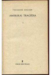 Amerikai tragédia 1-2. - Régikönyvek