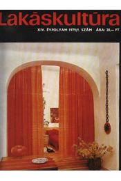Lakáskultúra 1979-1981 - Régikönyvek