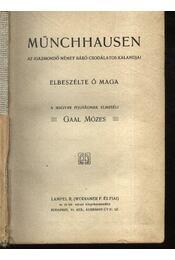Münchhausen - Régikönyvek