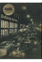 Autó-motor 1958. január-december - Régikönyvek