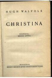 Christina - Régikönyvek