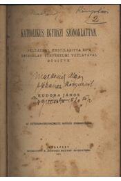 Katholikus egyházi szónoklattan - Régikönyvek