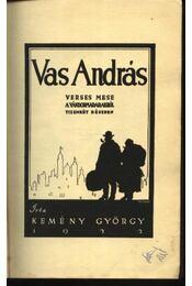 Vas András, Verses mese a vándormadarakról tizenkét részben - Régikönyvek