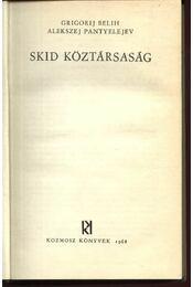 Skid Köztársaság - Régikönyvek