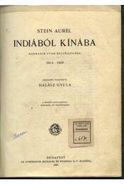 Indiából Kínába - Régikönyvek