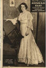 Szinházi élet 1933. 3.szám - Régikönyvek