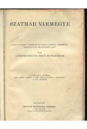 Szatmár vármegye, Szatmár-Németi - Régikönyvek