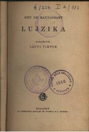 Lujzika - Régikönyvek