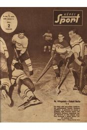 Képes sport VI. évf. 1.-51 szám - Régikönyvek