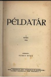 Példatár I. - Régikönyvek