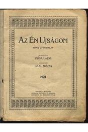 Az Én Ujságom 1924. év - Régikönyvek