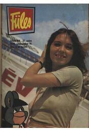 Füles 1979. XXIII. évfolyam (hiányos) - Régikönyvek