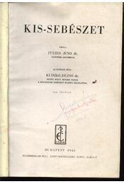 Kis-sebészet - Régikönyvek