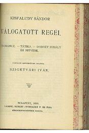 Régi Magyar Költők - Régikönyvek