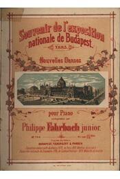 Souvenir de L' exposition nationale de Budapest 1885 - Régikönyvek