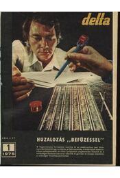 Delta 1975. évfolyam - Régikönyvek
