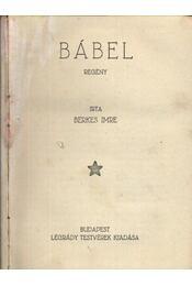 Bábel - Régikönyvek