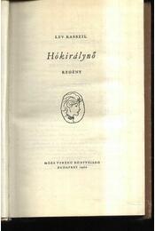 Hókirálynő - Régikönyvek