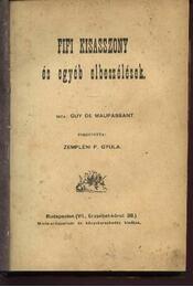 Fifi kisasszony és egyéb elbeszélések - Régikönyvek