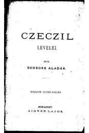 Czeczil levelei - Régikönyvek