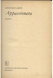 Appassionata - Régikönyvek