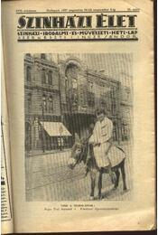 Szinházi élet 1927. 35.szám - Régikönyvek