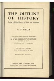 The outline of history - Régikönyvek