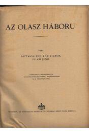 A Nagy Háború írásban és képben III. rész - Az olasz háború - Régikönyvek