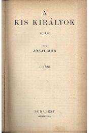 A kis királyok I-II. kötet - Régikönyvek