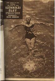 Szinházi élet 1934. 25. szám - Régikönyvek