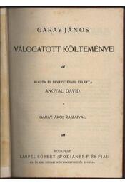 Garay János válogatott költeményei - Régikönyvek