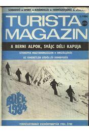 Turista Magazin 1984.évfolyam - Régikönyvek