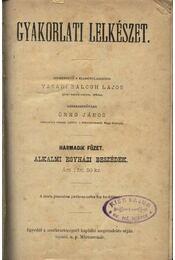 Gyakorlati lelkészet - Régikönyvek
