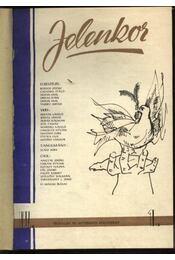 Jelenkor 1961. év - Régikönyvek