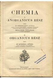 Chemia - Régikönyvek