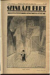 Szinházi élet 1928. 18. szám - Régikönyvek