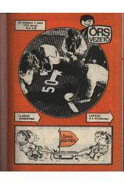 Őrsvezető 1976. évfolyam (teljes) - Régikönyvek