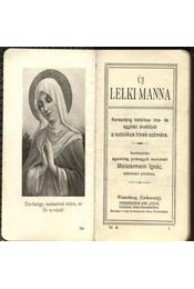 Új Lelki Manna - Régikönyvek