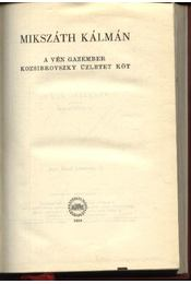A vén gazember - Kozsibrovszky üzletet köt - Régikönyvek