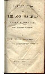 Introductio in Libros Sacros Veteris Foederis - Régikönyvek
