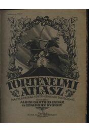 Történelmi atlasz (1926) - Régikönyvek