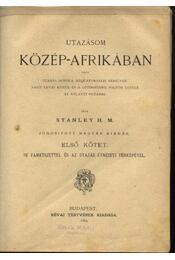 Utazásom Közép-Afrikában I-II. kötet - Régikönyvek