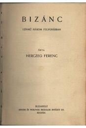 Bizánc - Ocskay brigadéros - Régikönyvek